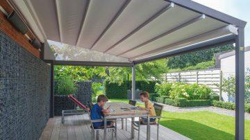 Couvertures de terrasses